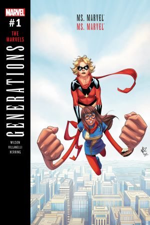Generations: Ms. Marvel & Ms. Marvel #1