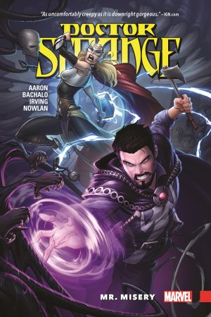 DOCTOR STRANGE VOL. 4: MR. MISERY PREMIERE HC (Hardcover)