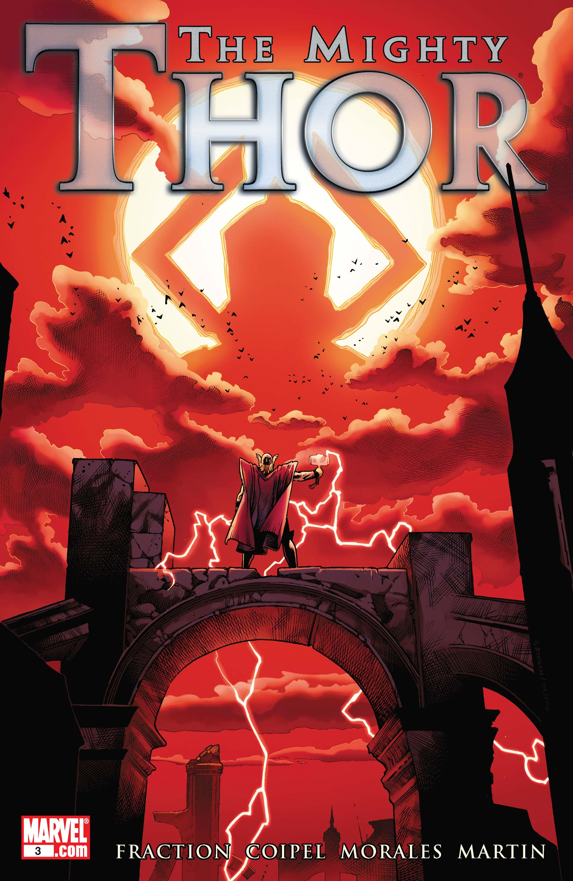 The Mighty Thor (2011) #3