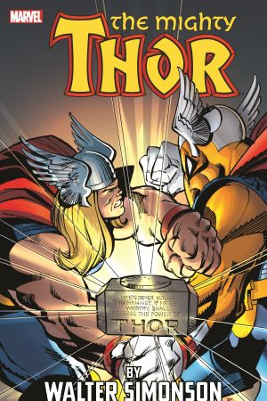 Thor by Walter Simonson Vol. 1 (Trade Paperback)