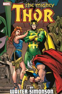 Thor Legends Vol. 3 : Walt Simonson Book III (Trade Paperback)