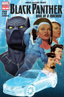 Black Panther: Soul of a Machine – Chapter Eight #0