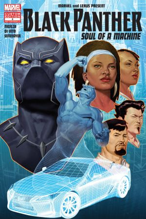 Black Panther: Soul of a Machine – Chapter Eight (2018)