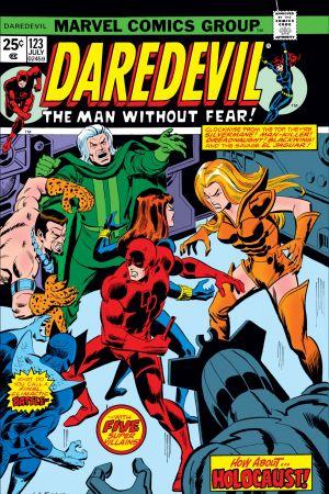 Daredevil (1964) #123