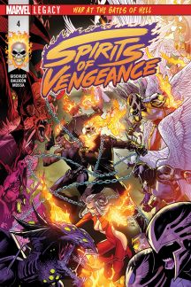 Spirits of Vengeance (2017) #4