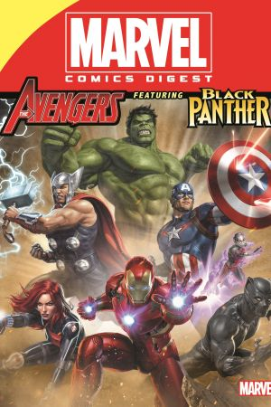 Marvel Comics Digest Starring the Avengers Vol. 2 (Archie) (Digest)