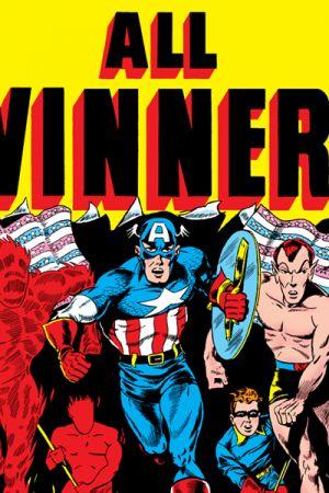 All-Winners Comics (1941 - 1947)
