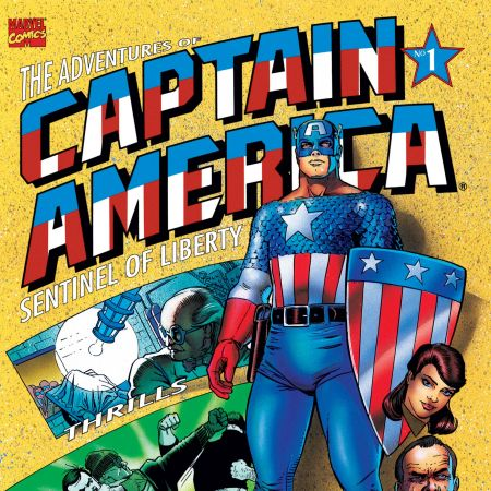 Adventures of Captain America (1991 - 1992)