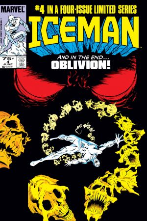 Iceman (1984) #4
