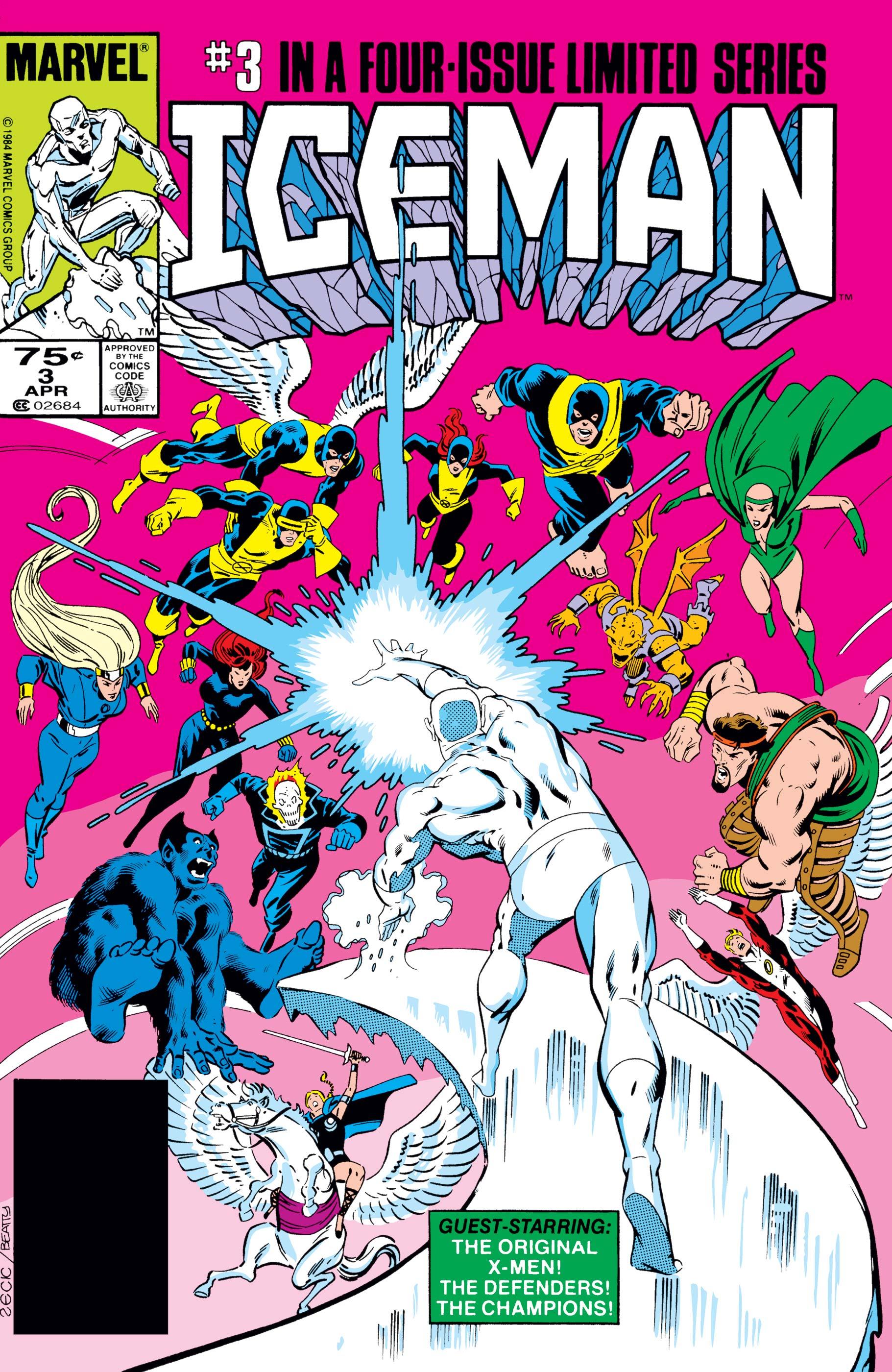 Iceman (1984) #3