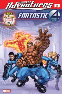 Marvel Adventures Fantastic Four #0