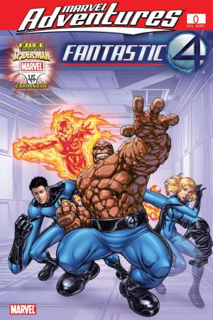 Marvel Adventures Fantastic Four #0