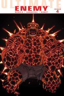 Ultimate Comics Enemy (2010) #4