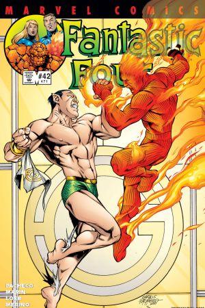 Fantastic Four (1998) #42