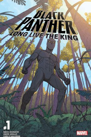 Black Panther - Long Live the King (2017) #1