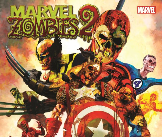 Marvel Zombies 2 1-5