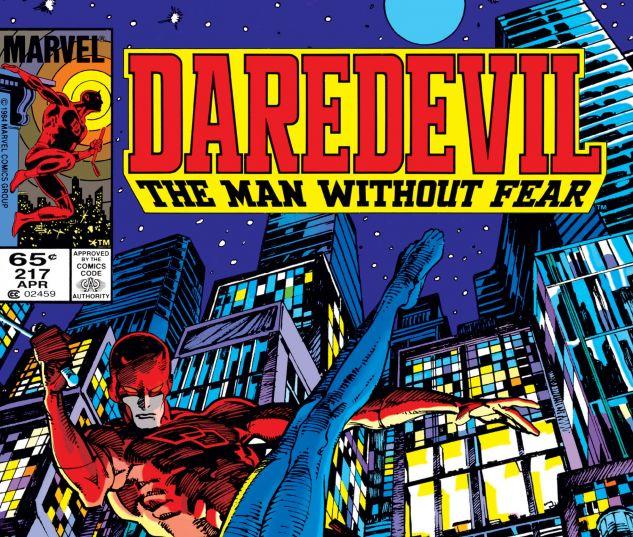 DAREDEVIL (1964) #217