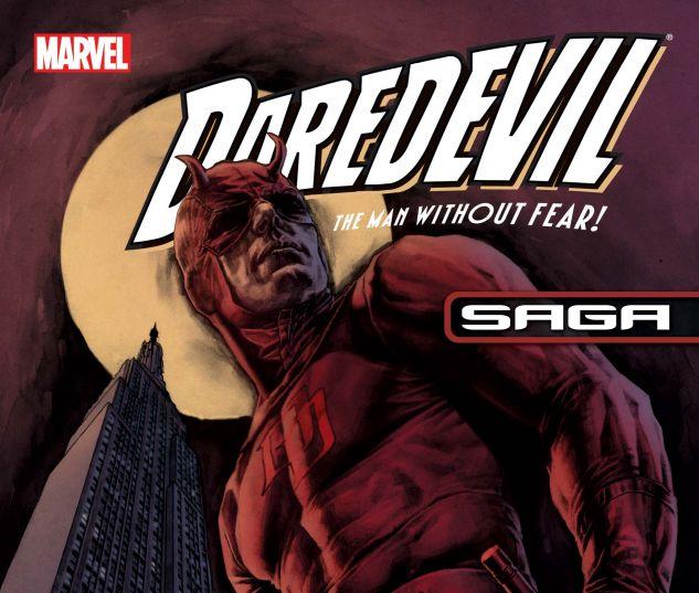 Daredevil Saga (2008) #1