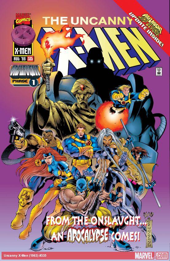 Uncanny X-Men (1963) #335