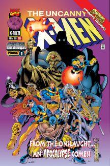 Uncanny X-Men (1963) #335 | Comics | Marvel.com