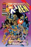 cover to Uncanny X-Men (1963) #335