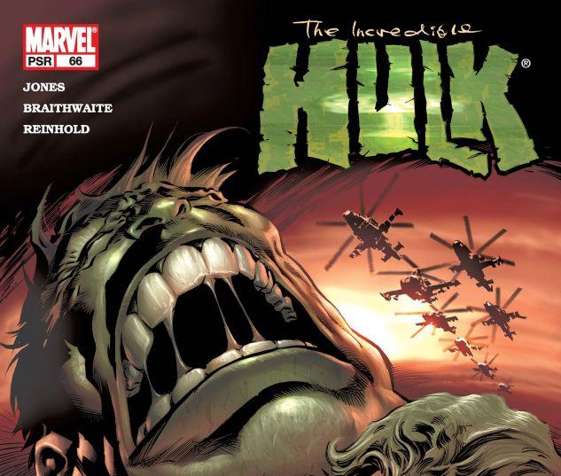 INCREDIBLE HULK (1999) #66
