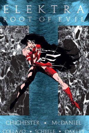 Elektra: Root of Evil #1