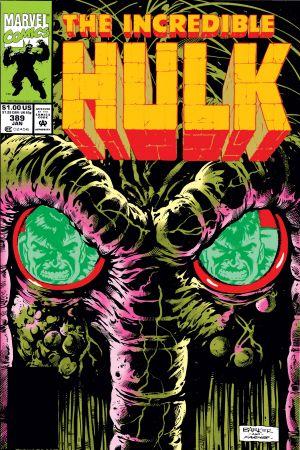 Incredible Hulk #389