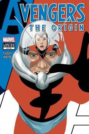 Avengers: The Origin #3