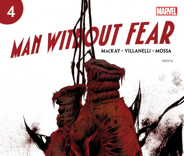 cover from Man Without Fear (2019) #4
