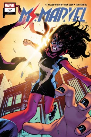 Ms. Marvel (2015) #37