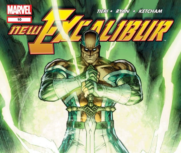 NEW EXCALIBUR (2005) #10