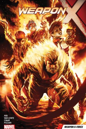 Weapon X Vol. 5: Weapon X-Force (Trade Paperback)