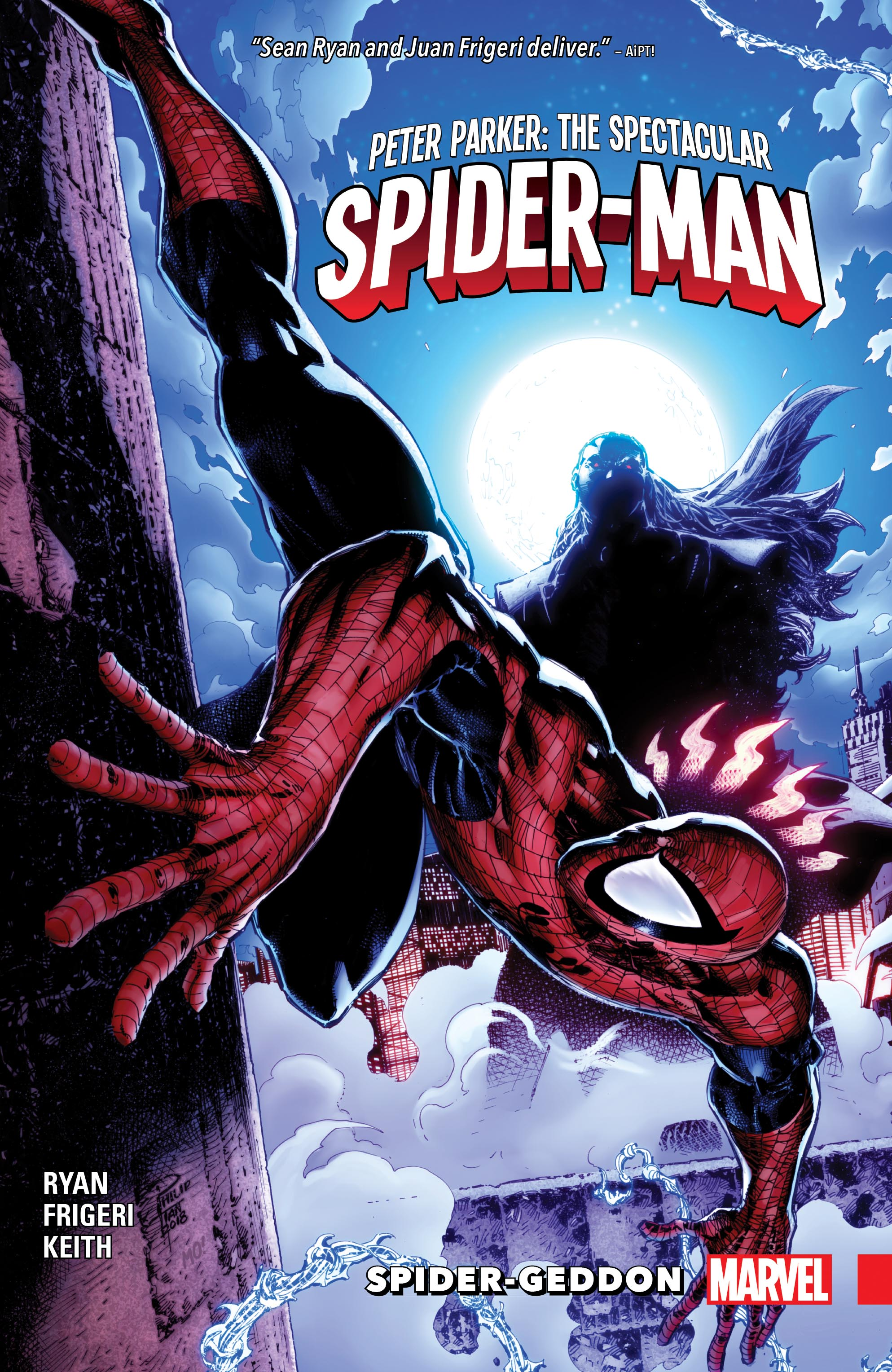 Peter Parker: The Spectacular Spider-Man Vol. 5 - Spider-Geddon (Trade Paperback)