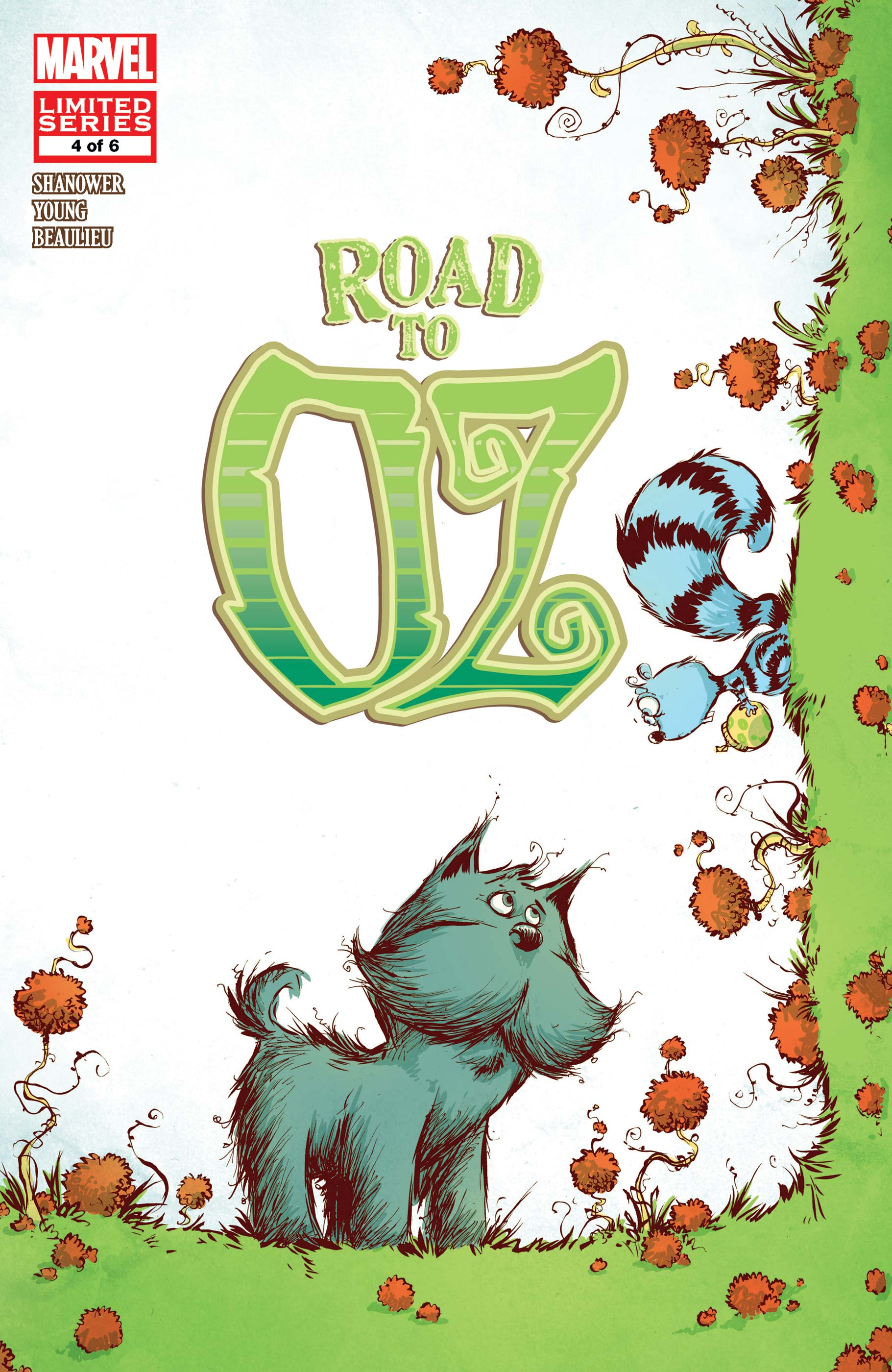 Road to Oz (2011) #4