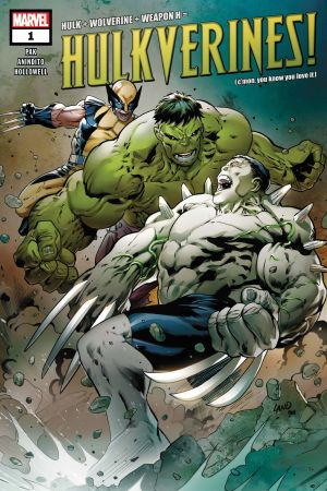 Hulkverines (2019) #1