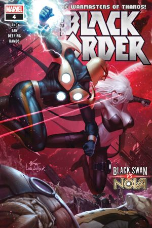 Black Order (2018) #4