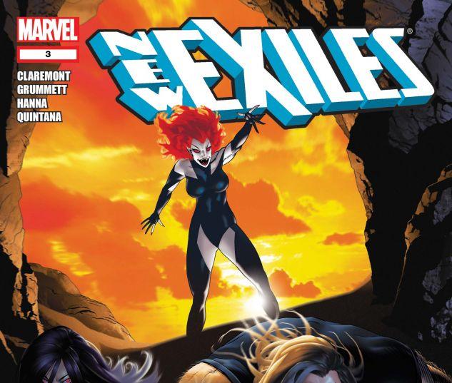 New Exiles (2008) #3