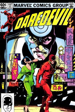 Daredevil #197