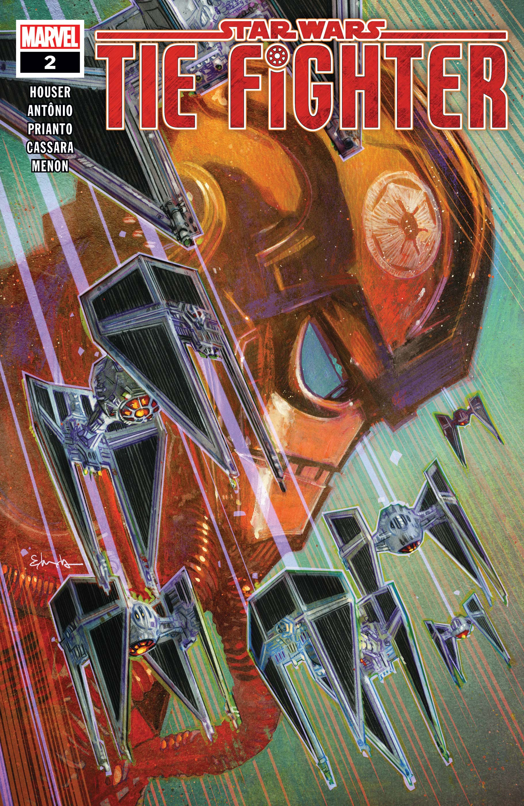 Star Wars: Tie Fighter (2019) #2