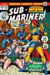 Sub-Mariner #64