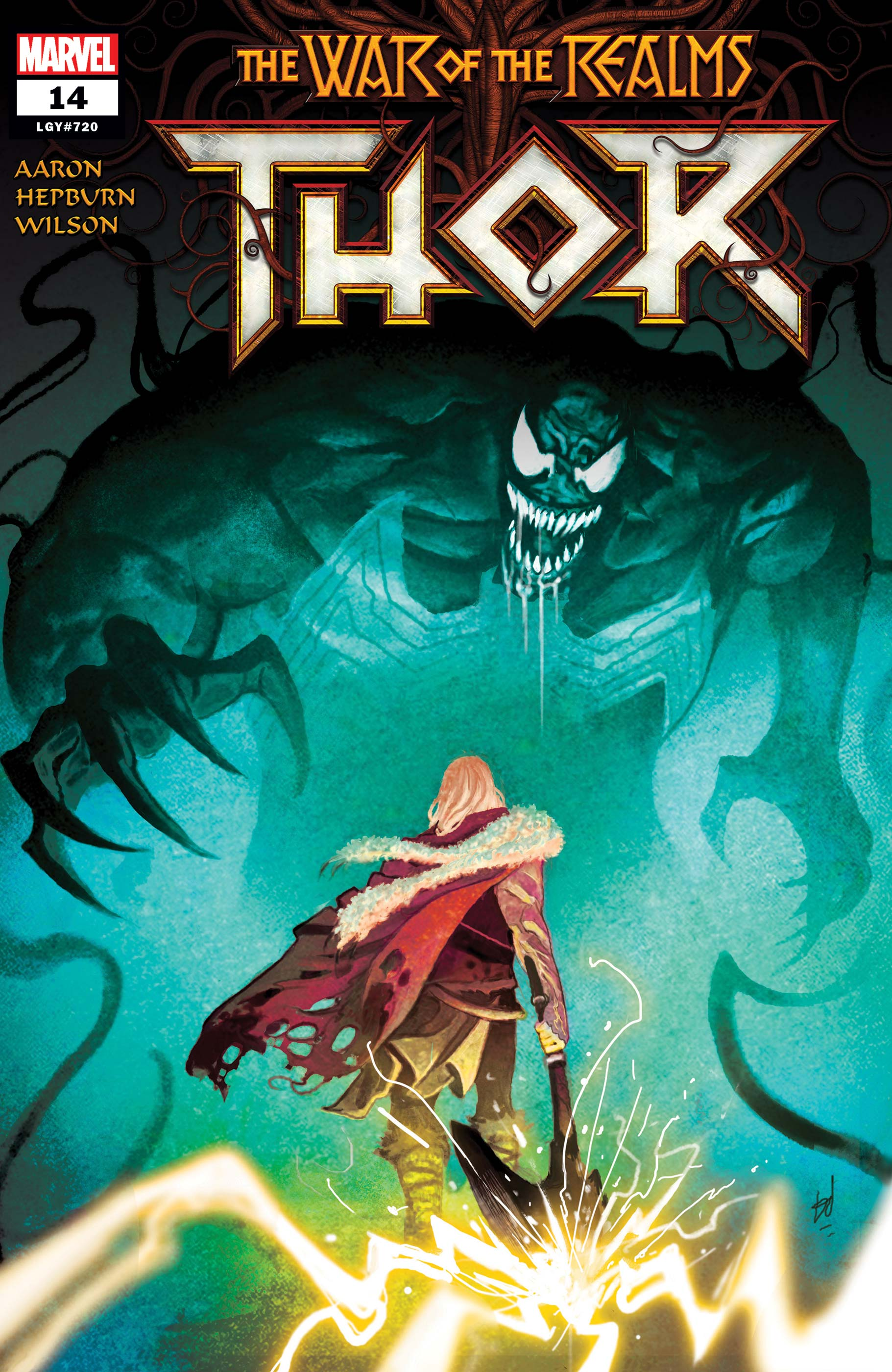 Thor (2018) #14