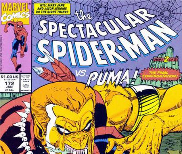 Spectacular Spider-Man #172