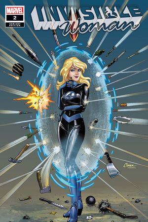 Invisible Woman (2019) #2 (Variant)