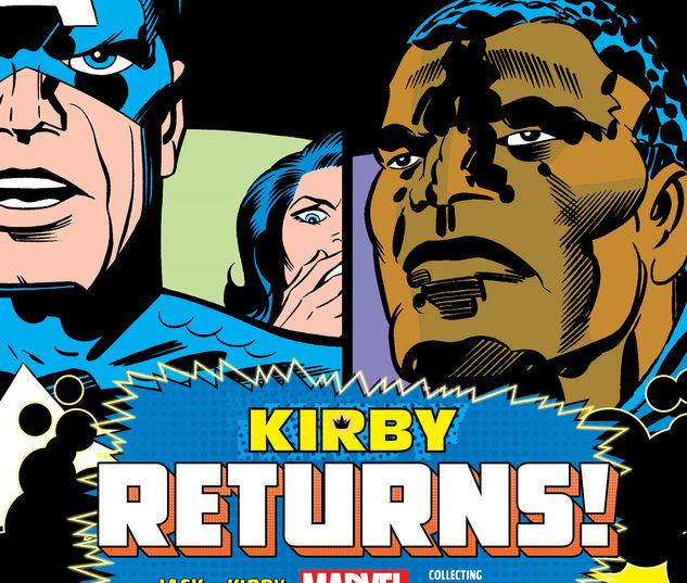 KIRBY RETURNS! KING-SIZE HC #1