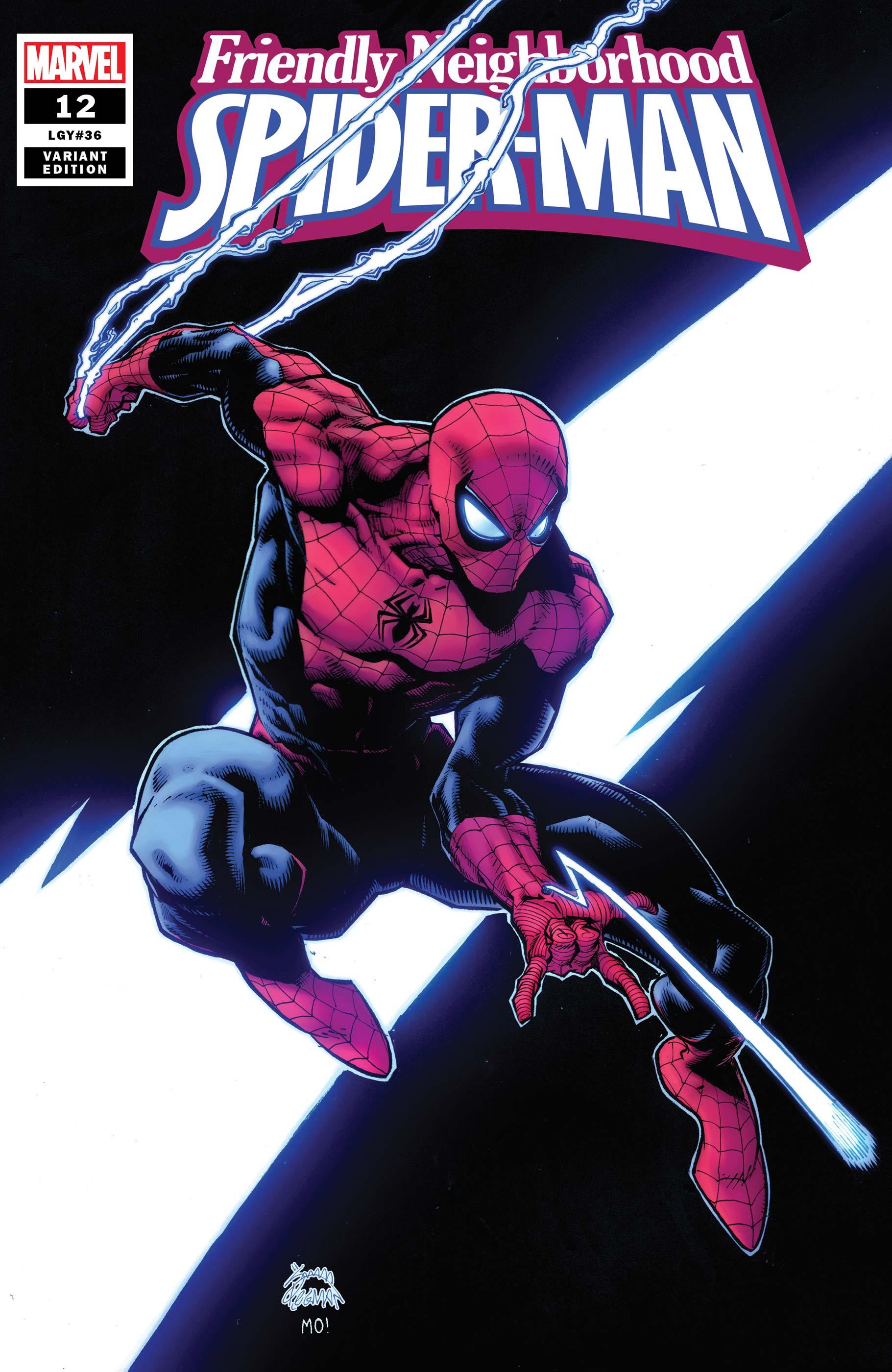 Friendly Neighborhood Spider-Man (2019) #12 (Variant)