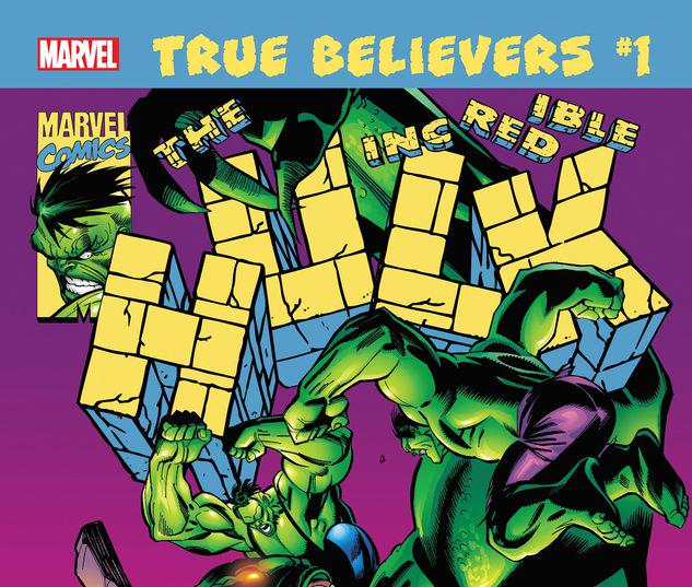 TRUE BELIEVERS: HULK - DEVIL HULK 1 #1