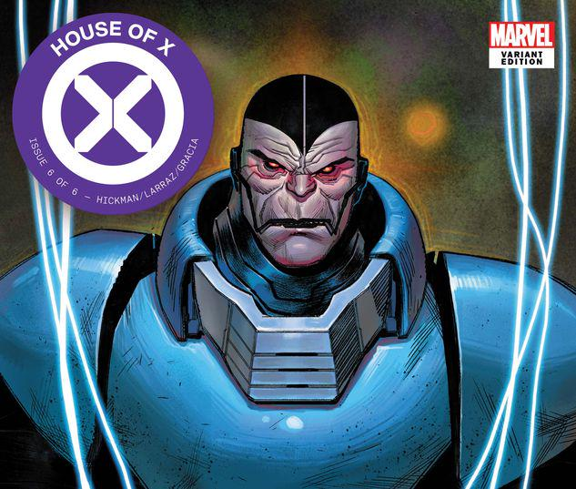 House of X #6