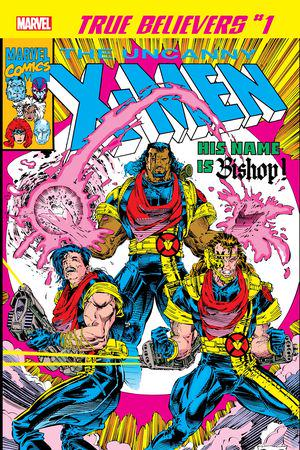 True Believers: X-Men - Bishop #1