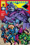 Mutant X #22